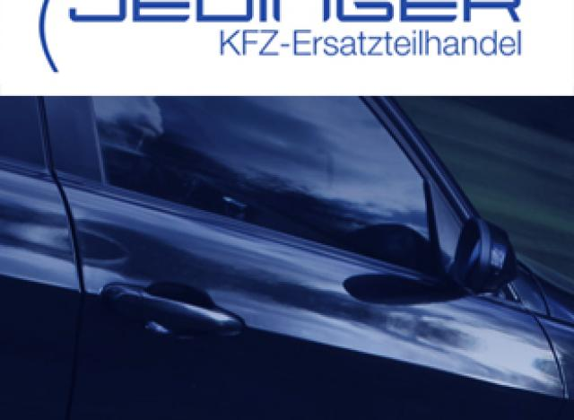 Autoteile Jedinger Website